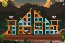 Angry Birds Rio Jungle Escape Walkthrough Level 28 (4-13)