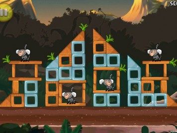 Angry-Birds-Rio-Jungle-Escape-Level-4-13