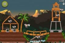 Angry Birds Rio Banana Walkthrough Level 20 (4-5)