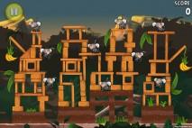 Angry Birds Rio Banana Walkthrough Level 23 (4-8)