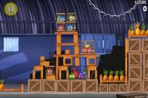 Angry Birds Rio Pineapple Walkthrough Level 12 (1-12)