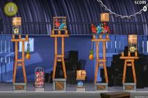 Angry Birds Rio Smugglers' Den Walkthrough Level 15 (1-15)