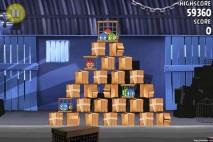 Angry Birds Rio Smugglers' Den Walkthrough Level 3 (1-3)