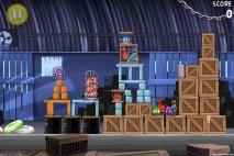 Angry Birds Rio Pineapple Walkthrough Level 7 (1-7)