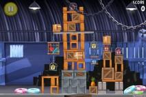 Angry Birds Rio Smugglers' Den Walkthrough Level 16 (2-1)