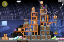 Angry Birds Rio Smugglers' Den Walkthrough Level 28 (2-13)
