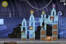Angry Birds Rio Smugglers' Den Walkthrough Level 17 (2-2)