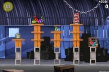 Angry Birds Rio Smugglers' Den Walkthrough Level 21 (2-6)