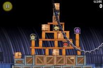 Angry Birds Rio Smugglers' Den Walkthrough Level 22 (2-7)