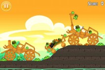 Angry Birds Seasons Walkthrough Go Green Get Lucky Level 10