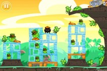 Angry Birds Seasons Walkthrough Go Green Get Lucky Level 7