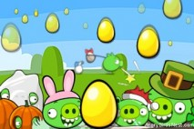 Angry Birds Seasons Golden Eggs Walkthroughs
