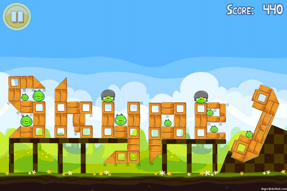 angry birds rio space