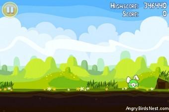 Angry Birds Seasons Easter Eggs Golden Egg #15 Walkthrough