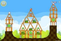 Angry Birds Seasons Easter Eggs Level 1-10 Walkthrough
