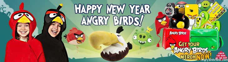 Happy New Year from AngryBirdSpot.com!