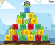 Angry Birds Chrome Logo Location Level 3-7