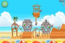 Angry Birds Rio Melon Walkthrough Level 15 (5-15)