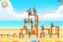 Angry Birds Rio Melon Walkthrough Level 27 (6-12)