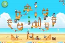 Angry Birds Rio Melon Walkthrough Level 29 (6-14)