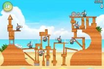 Angry Birds Rio Melon Walkthrough Level 17 (6-2)
