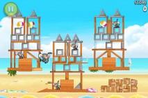 Angry Birds Rio Melon Walkthrough Level 18 (6-3)