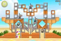 Angry Birds Rio Melon Walkthrough Level 20 (6-5)