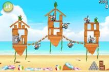 Angry Birds Rio Melon Walkthrough Level 24 (6-9)