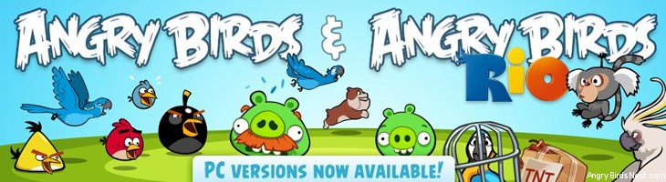 angry birds rio activation key