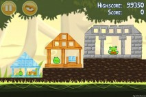Angry Birds Danger Above 3 Star Walkthrough Level 6-10