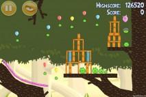 Angry Birds Danger Above 3 Star Walkthrough Level 6-15