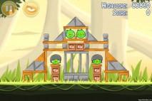 Angry Birds Danger Above 3 Star Walkthrough Level 6-4
