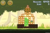 Angry Birds Danger Above 3 Star Walkthrough Level 6-9