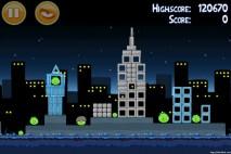 Angry Birds Danger Above 3 Star Walkthrough Level 7-1