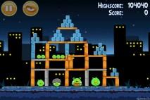 Angry Birds Danger Above 3 Star Walkthrough Level 7-10