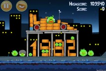 Angry Birds Danger Above 3 Star Walkthrough Level 7-11