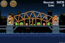 Angry Birds Danger Above 3 Star Walkthrough Level 7-12
