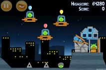 Angry Birds Danger Above 3 Star Walkthrough Level 7-14