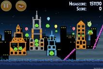 Angry Birds Danger Above 3 Star Walkthrough Level 7-15