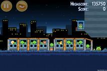 Angry Birds Danger Above 3 Star Walkthrough Level 7-2