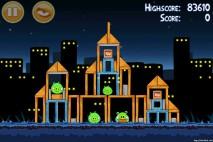 Angry Birds Danger Above 3 Star Walkthrough Level 7-5
