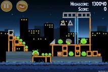 Angry Birds Danger Above 3 Star Walkthrough Level 7-9