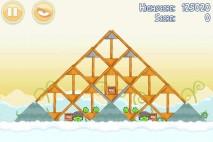 Angry Birds Danger Above 3 Star Walkthrough Level 8-10