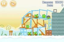 Angry Birds Danger Above 3 Star Walkthrough Level 8-8