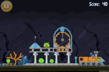 Angry Birds Golden Egg #23 Star Walkthrough