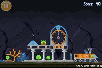 Angry Birds Golden Egg #23 Walkthrough