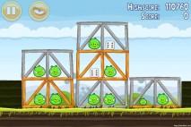 Angry Birds Mighty Hoax 3 Star Walkthrough Level 4-20
