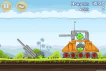 Angry Birds Mighty Hoax 3 Star Walkthrough Level 4-9