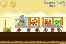 Angry Birds Mighty Hoax 3 Star Walkthrough Level 5-12