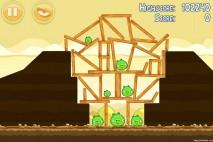 Angry Birds Mighty Hoax 3 Star Walkthrough Level 5-17
